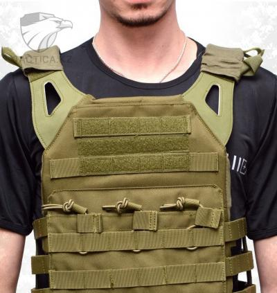Plate Carrier JPC r M Олива Реплика